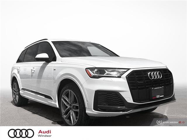 2020 Audi Q7 55 Progressiv (Stk: 9956) in Windsor - Image 1 of 30