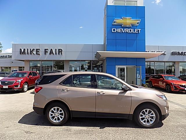2018 Chevrolet Equinox LS (Stk: 19117A) in Smiths Falls - Image 1 of 19