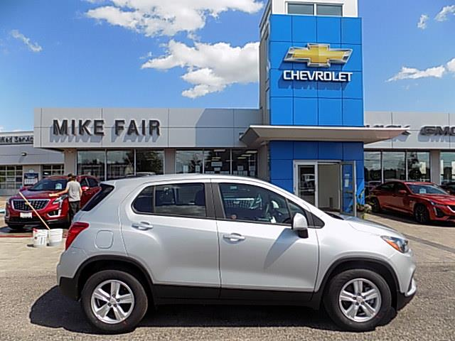 2020 Chevrolet Trax LS (Stk: 20287) in Smiths Falls - Image 1 of 18
