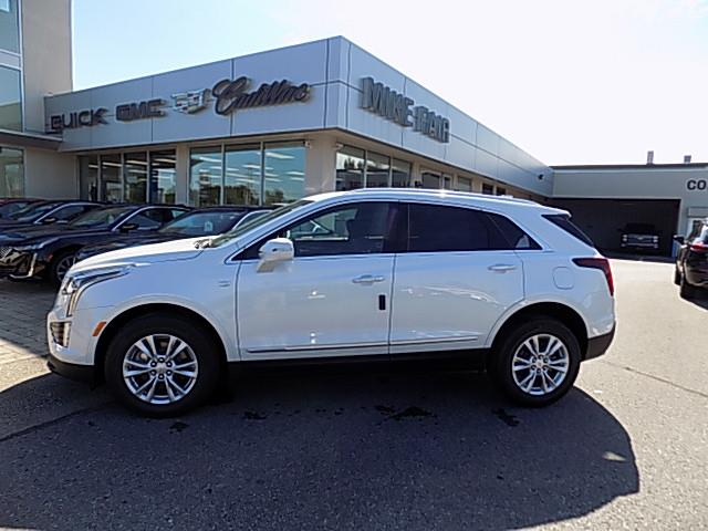2020 Cadillac XT5 Luxury (Stk: 20282) in Smiths Falls - Image 1 of 18