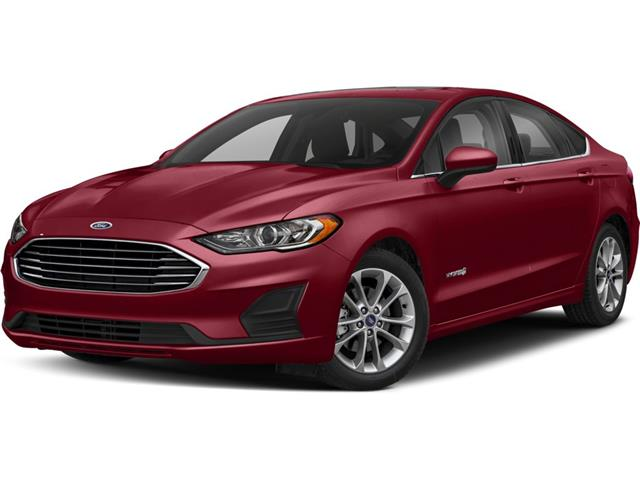 2019 Ford Fusion Hybrid Titanium (Stk: 10811) in Lower Sackville - Image 1 of 1