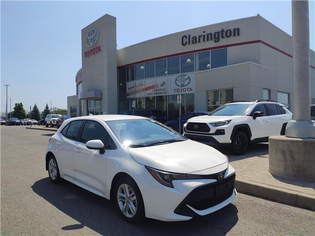 2020 Toyota Corolla Hatchback Base (Stk: 20523) in Bowmanville - Image 1 of 7