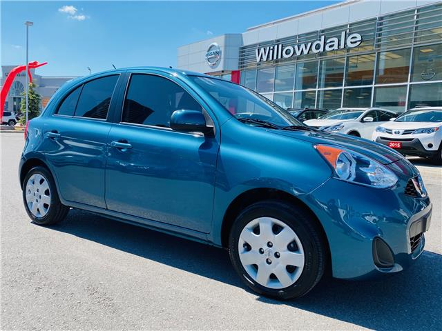 2018 Nissan Micra S (Stk: C35564) in Thornhill - Image 1 of 13