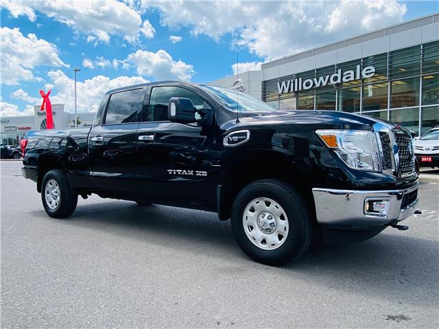2018 Nissan Titan XD SV Gas (Stk: C35592) in Thornhill - Image 1 of 18