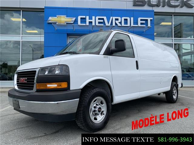 2019 Chevrolet Express  (Stk: GMCX8281) in Ste-Marie - Image 1 of 27