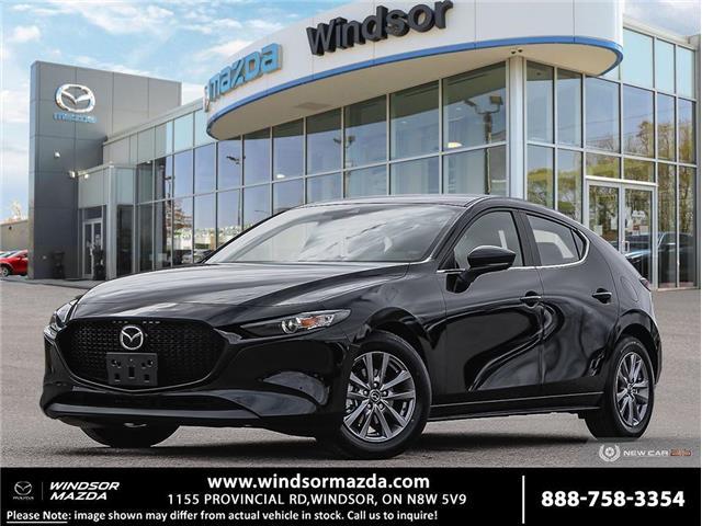2020 Mazda Mazda3 Sport GS (Stk: M36231) in Windsor - Image 1 of 23