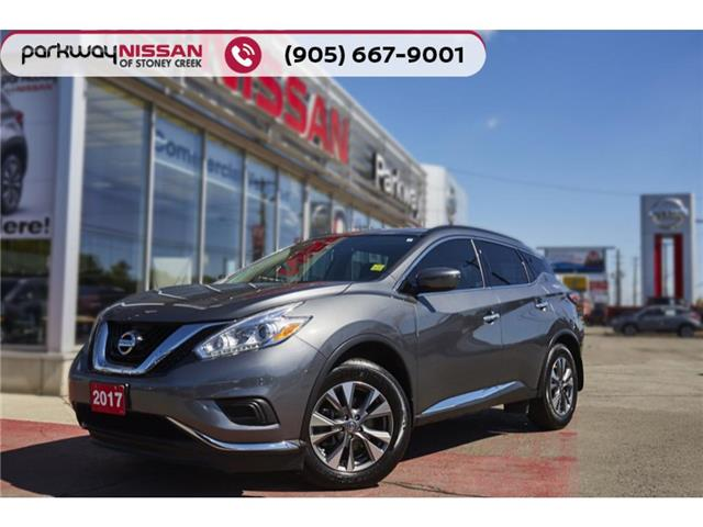 2017 Nissan Murano  (Stk: N1646) in Hamilton - Image 1 of 24
