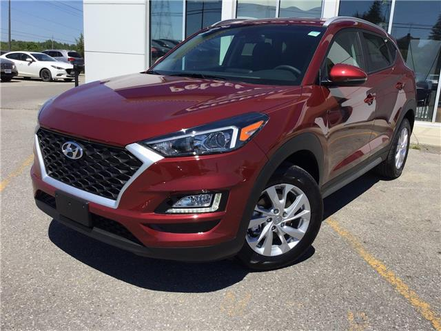 2020 Hyundai Tucson Preferred (Stk: H12445) in Peterborough - Image 1 of 21