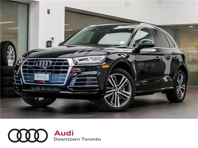 2018 Audi Q5 2.0T Technik (Stk: P3799) in Toronto - Image 1 of 30
