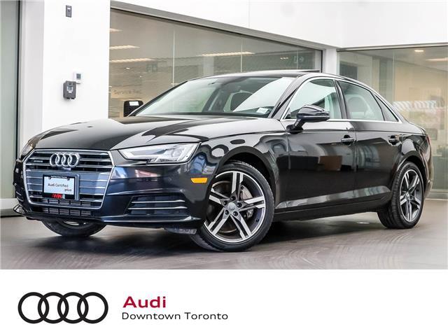 2017 Audi A4 2.0T Technik (Stk: P3692) in Toronto - Image 1 of 29