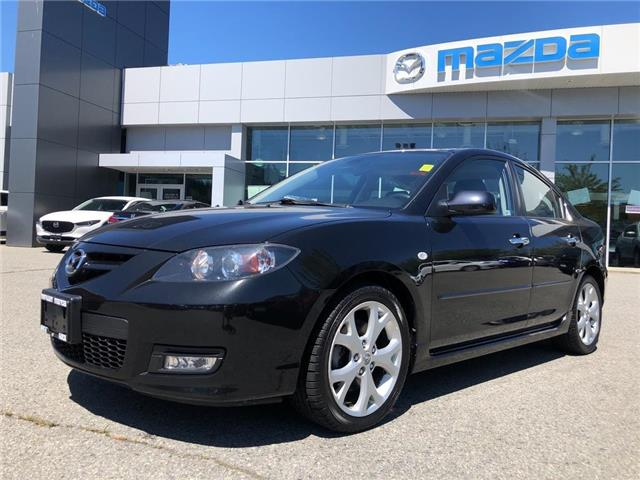 2008 Mazda Mazda3 GT (Stk: P4245J) in Surrey - Image 1 of 15