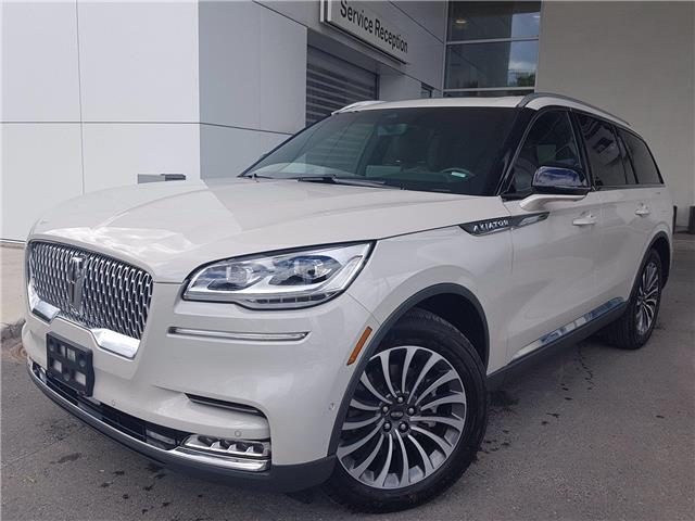 2020 Lincoln Aviator Reserve (Stk: P9483) in Gloucester - Image 1 of 29