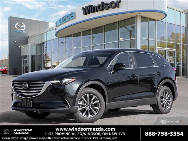 2020 Mazda CX-9 GS (Stk: C91934) in Windsor - Image 1 of 7