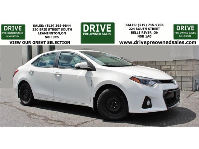 2014 Toyota Corolla CE (Stk: B0025) in Belle River - Image 1 of 26