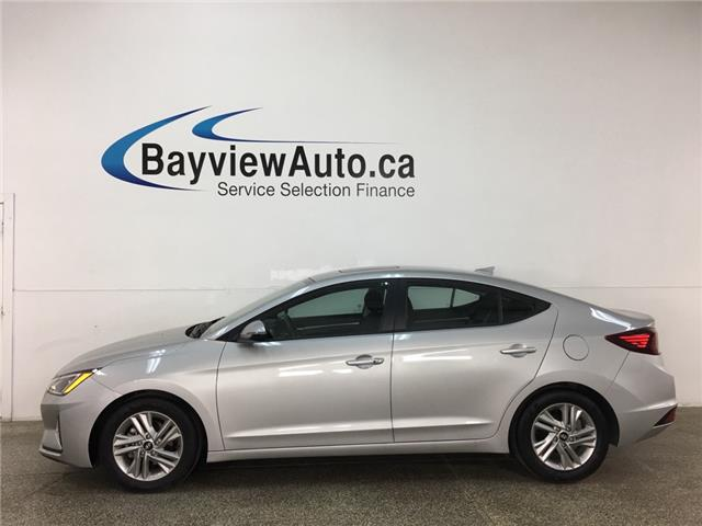 2020 Hyundai Elantra Preferred w/Sun & Safety Package (Stk: 36970W) in Belleville - Image 1 of 26