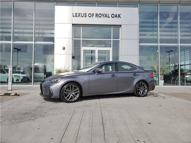 2020 Lexus IS 300 Base (Stk: L20398) in Calgary - Image 1 of 10