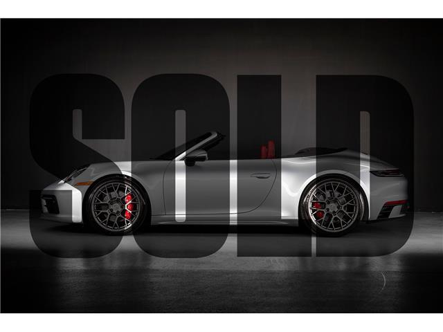 2020 Porsche 911 Carrera 4S (Stk: ) in Woodbridge - Image 1 of 23