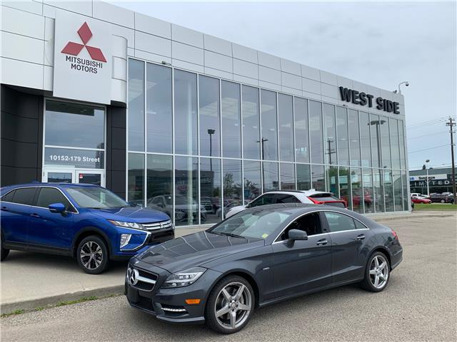 2012 Mercedes-Benz CLS-Class Base (Stk: R20055A) in Edmonton - Image 1 of 29