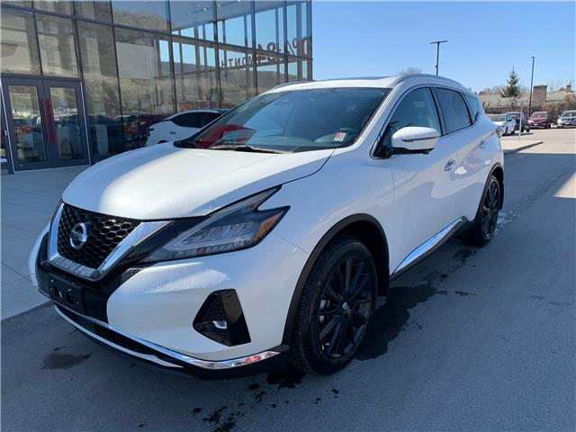 2020 Nissan Murano Limited Edition (Stk: T20152) in Kamloops - Image 1 of 28