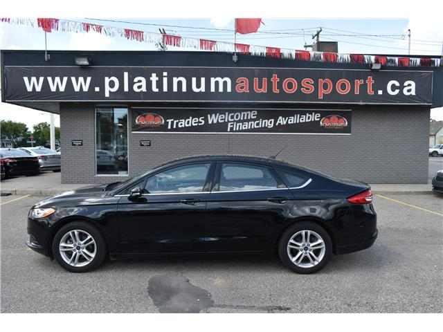 2018 Ford Fusion SE (Stk: PP638) in Saskatoon - Image 1 of 23