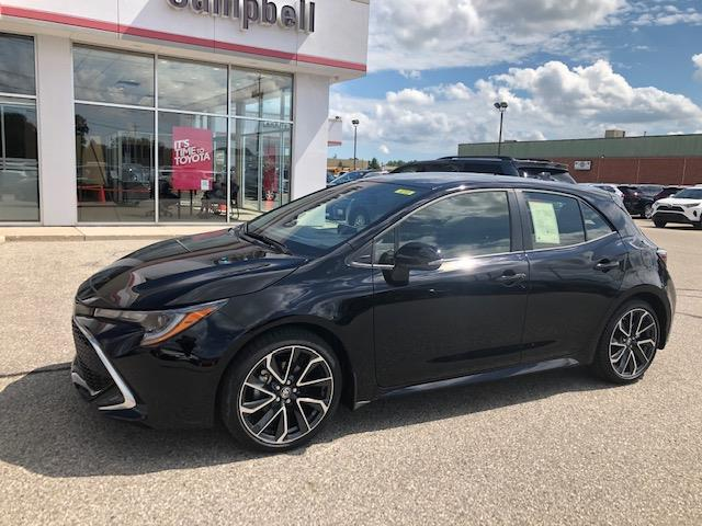 2019 Toyota Corolla Hatchback Base (Stk: 41347) in Chatham - Image 1 of 8