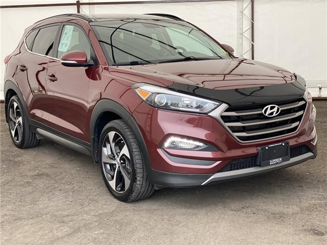 2016 Hyundai Tucson Limited (Stk: 16818B) in Thunder Bay - Image 1 of 18
