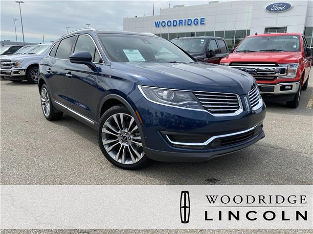 2017 Lincoln MKX Reserve (Stk: 17558) in Calgary - Image 1 of 22