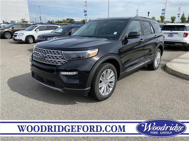 2020 Ford Explorer Limited (Stk: L-109) in Calgary - Image 1 of 7