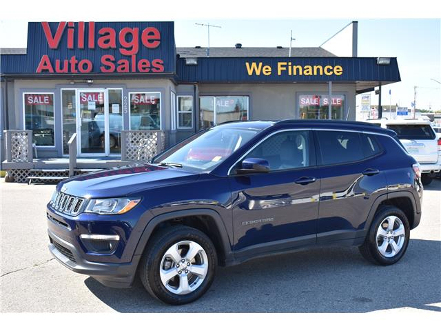 2018 Jeep Compass North 3C4NJDBB4JT412841 P37940 in Saskatoon