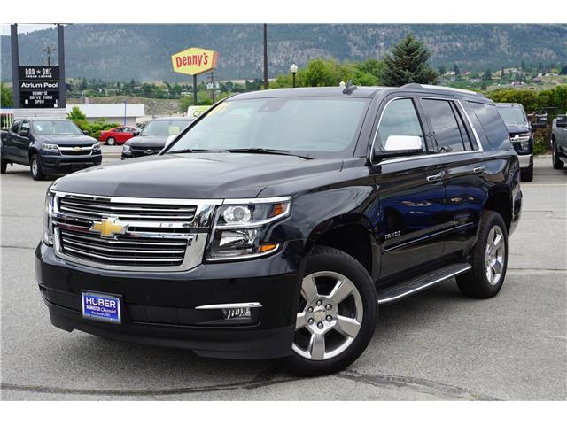 2020 Chevrolet Tahoe Premier (Stk: N14720) in Penticton - Image 1 of 21