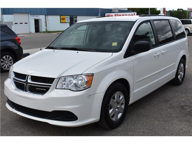 2011 Dodge Grand Caravan SE/SXT 2D4RN4DG1BR761851 PP37826 in Saskatoon