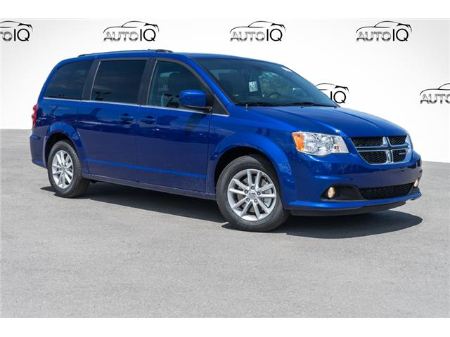 2020 Dodge Grand Caravan Premium Plus (Stk: 33893) in Barrie - Image 1 of 27