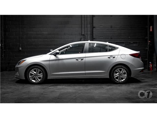 2020 Hyundai Elantra Preferred w/Sun & Safety Package KMHD84LF9LU929680 CT20-302 in Kingston