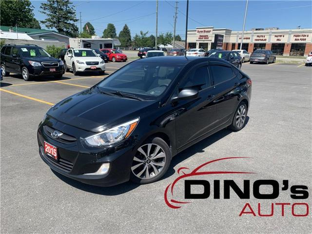 2015 Hyundai Accent  (Stk: 812077) in Orleans - Image 1 of 27