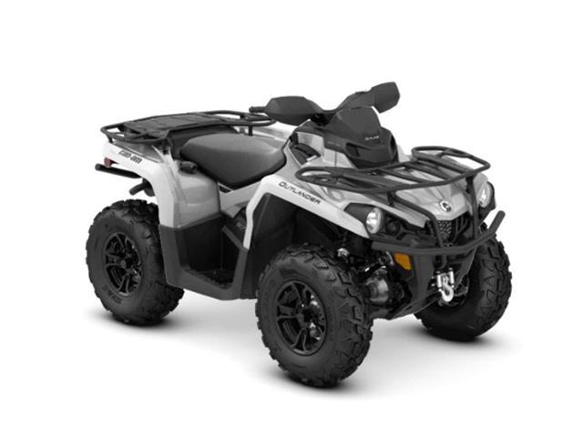 New 2020 Can-Am Outlander™ XT™ 570   - SASKATOON - FFUN Motorsports Saskatoon