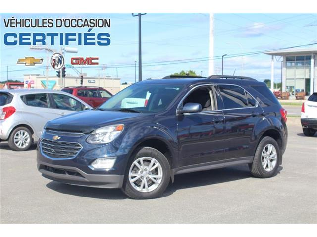 2016 Chevrolet Equinox 1LT (Stk: LL172A) in Trois-Rivières - Image 1 of 21