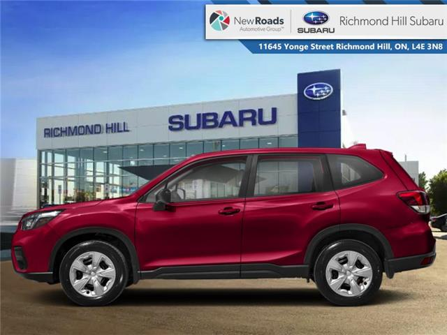 2020 Subaru Forester CVT (Stk: 34591) in RICHMOND HILL - Image 1 of 1