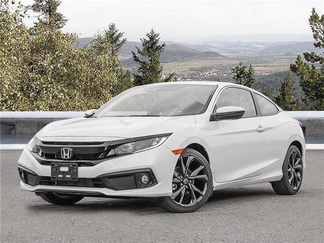2020 Honda Civic Sport (Stk: 20485) in Milton - Image 1 of 23