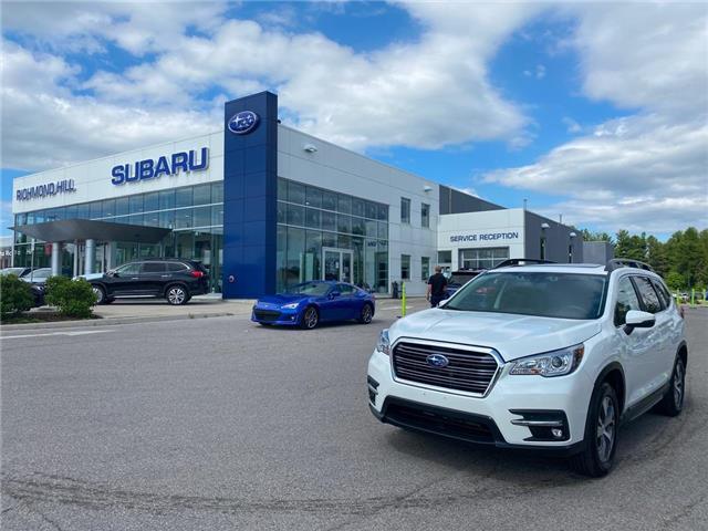 2020 Subaru Ascent Convenience (Stk: 34187) in RICHMOND HILL - Image 1 of 14