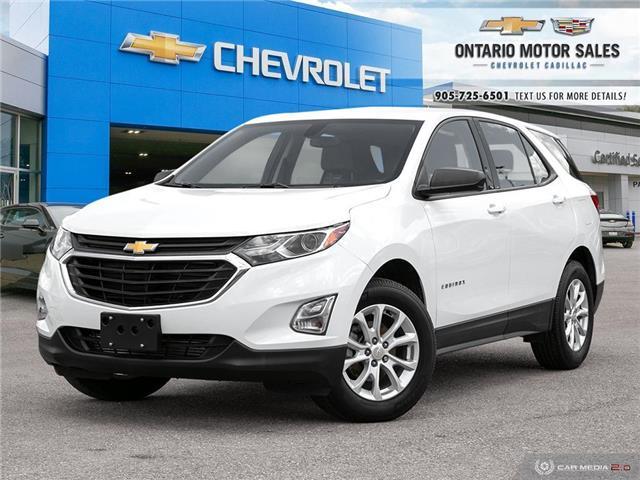 2018 Chevrolet Equinox LS (Stk: 227449A) in Oshawa - Image 1 of 36