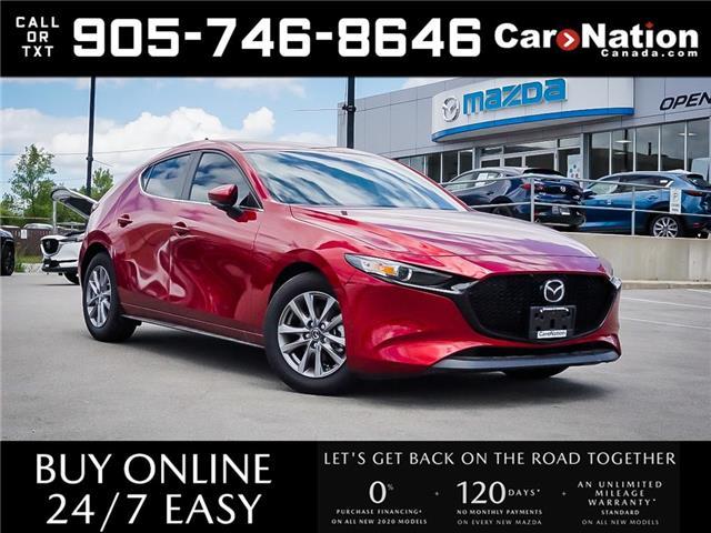 2020 Mazda Mazda3 Sport GS (Stk: HN2483) in Hamilton - Image 1 of 24