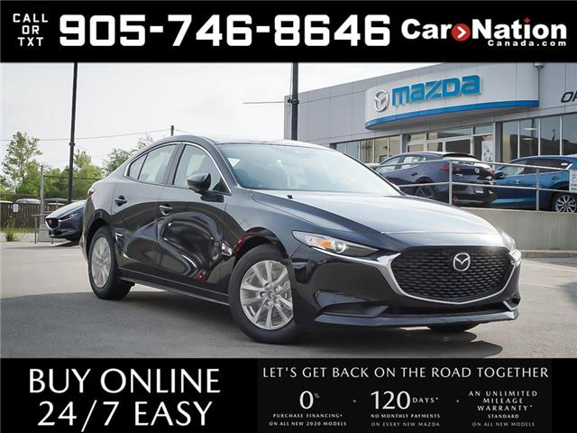 2020 Mazda Mazda3 GS (Stk: HN2651) in Hamilton - Image 1 of 24