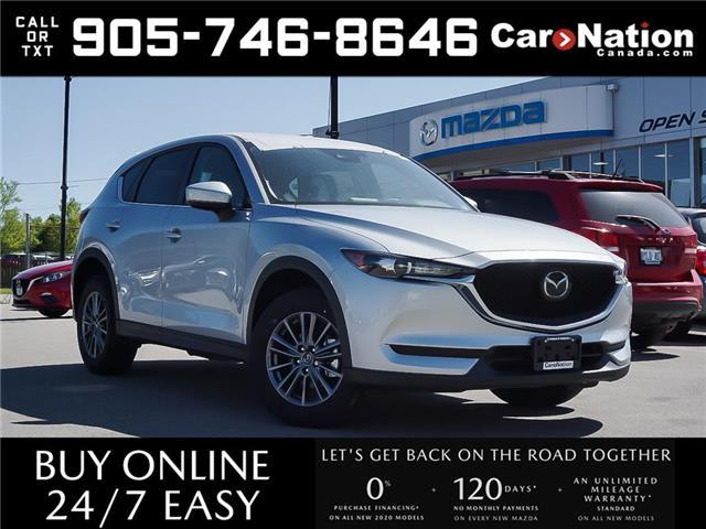 2020 Mazda CX-5 GS (Stk: HN2441) in Hamilton - Image 1 of 25