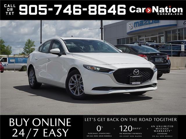 2020 Mazda Mazda3 GS (Stk: HN2662) in Hamilton - Image 1 of 24