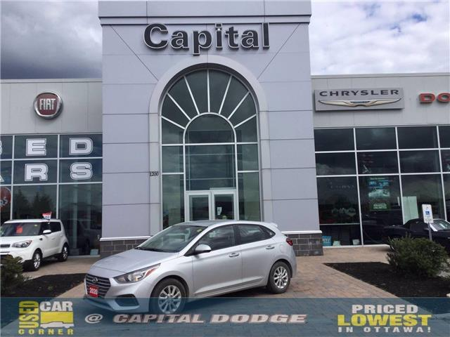 2020 Hyundai Accent Preferred (Stk: P2966) in Kanata - Image 1 of 1