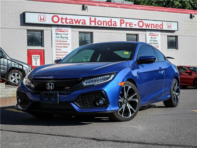2018 Honda Civic Si (Stk: H84010) in Ottawa - Image 1 of 29