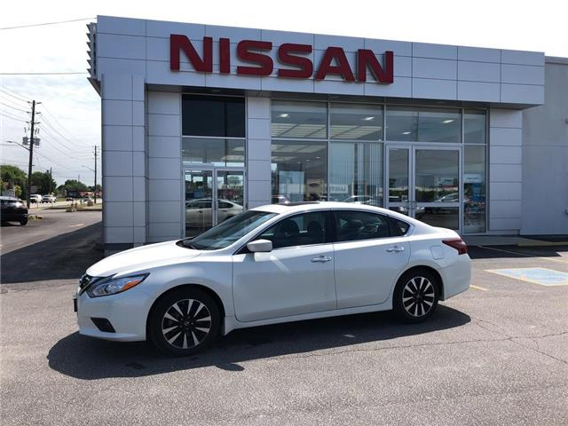 2018 Nissan Altima 2.5 SV (Stk: 20115A) in Sarnia - Image 1 of 15