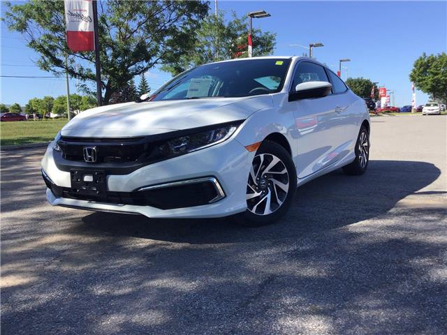 2020 Honda Civic LX (Stk: 20980) in Barrie - Image 1 of 27