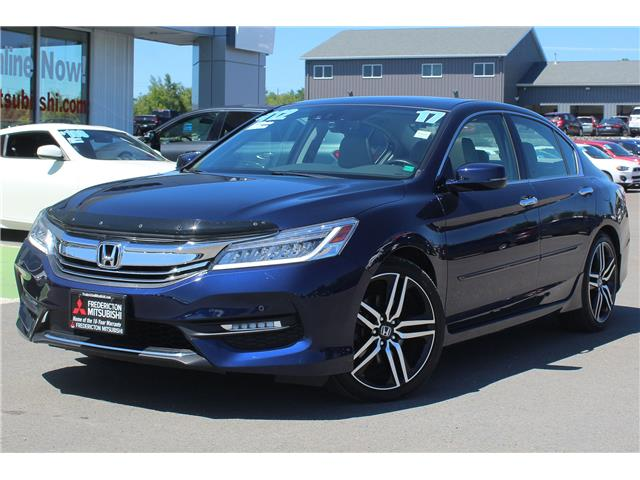 2017 Honda Accord Touring V6 (Stk: 190979C) in Fredericton - Image 1 of 21