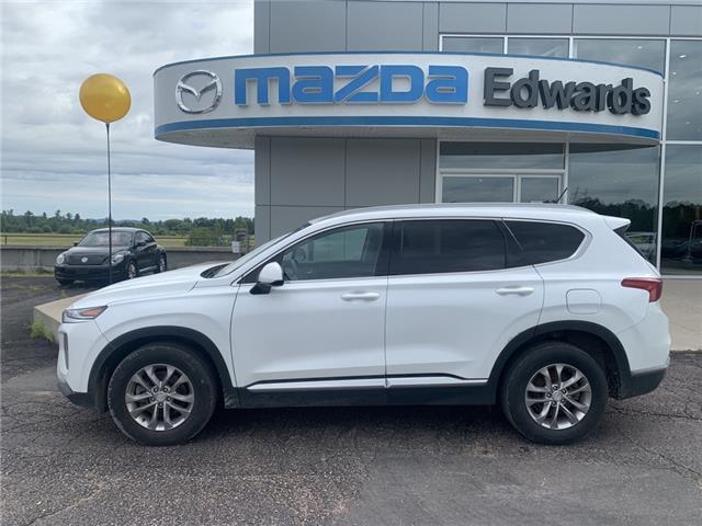 2019 Hyundai Santa Fe Preferred 2.4 (Stk: 22339) in Pembroke - Image 1 of 10